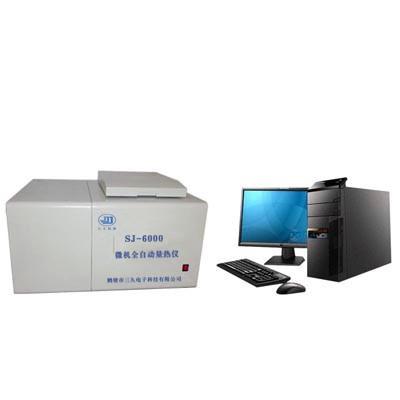 煤炭检测仪器-高精度微机量热仪