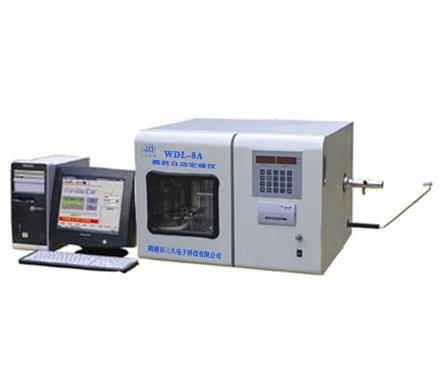 煤炭化验设备/电脑测硫仪/微机定硫仪
