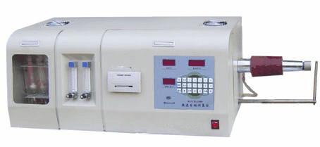 快速一体化碳氢元素分析仪SJ-TQ-1